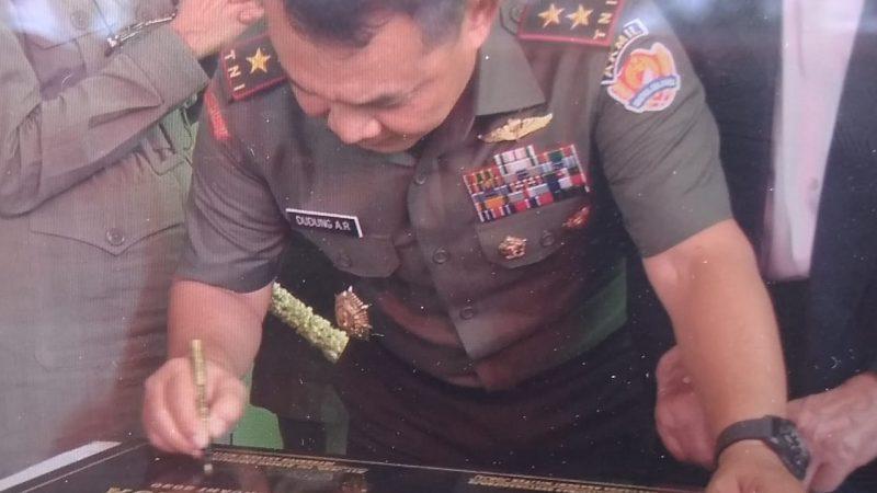 Museum Memorabilia Akmil Yogyakarta Diresmikan Gubernur Akmil