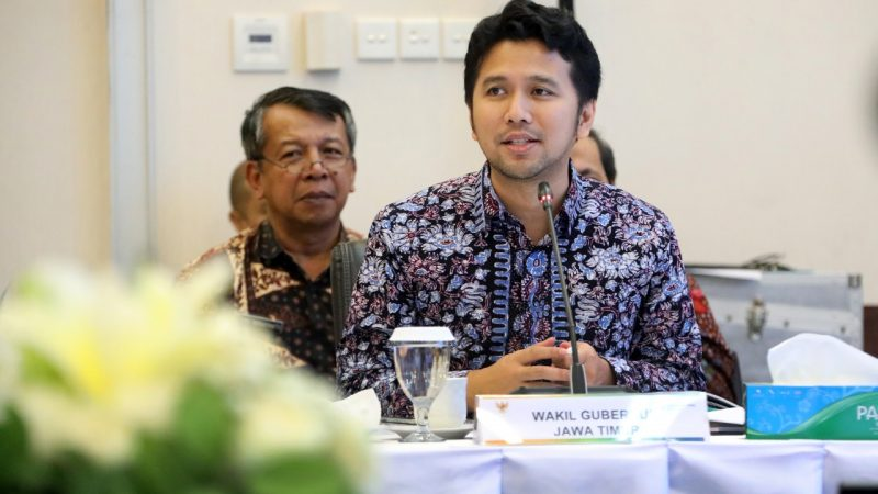 Emil Dardak Hadiri Rakor dengan Menteri PPN/Bappenas Bahas RKP Prioritas 2021