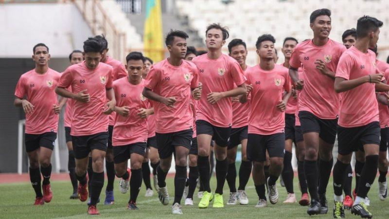 Indonesia Masuk Grup A Piala AFC U-19