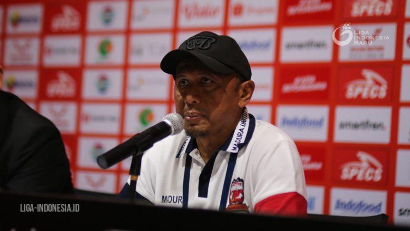 Rahmad Darmawan Terus Komunikasi Dengan Pemain Madura United