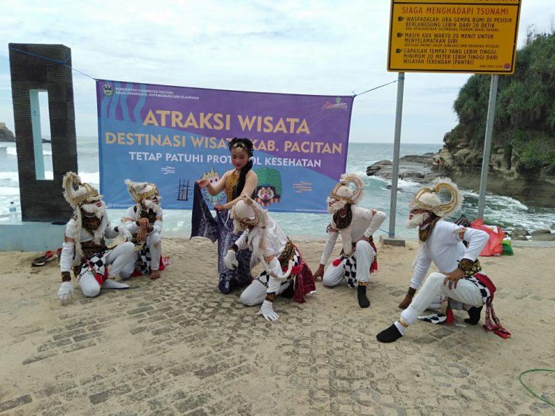 Semua Destinasi Wisata di Pacitan Siap Menerima Kunjungan Wisatawan dengan Terapkan Protokol Kesehatan