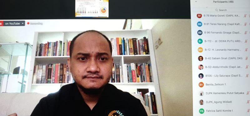 Ketua Komite I DPD RI: DPD RI dan Kemenkeu RI Sepakat Perpanjangan Otsus Papua 20 Tahun dan Anggaran Otsus 2,25 persen.
