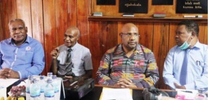 Tokoh Papua : KKB Melakukan Penyerangan, Dewan Gereja Papua Bisu Seribu Bahasa