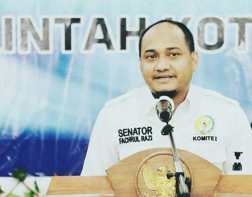 Ketua Komite I  Fachrul Razi : DPD RI dan Kemendagri akan Lakukan Evaluasi Terkait Usulan DOB yang Telah Masuk