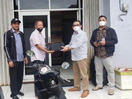 MELALUI FLAJK, LPJKP Banten Serah Terimakan seluruh Aset Kepada Masyarakat Jasa Konstruksi