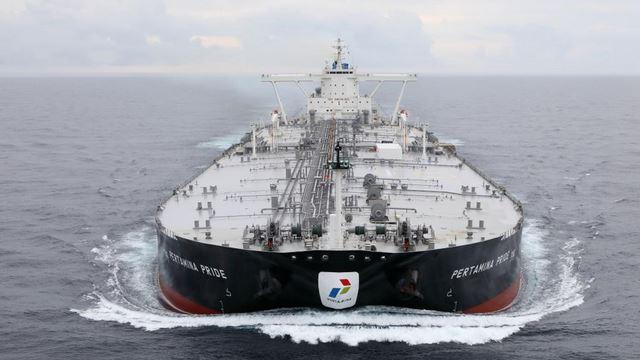 """""""Pertamina Pride"""", Super Tanker untuk Kawal Ketahanan Energi"""