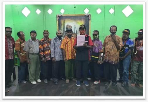 Kepala Suku yang Tergabung dalam RKPT Dukung Otsus Papua Diperpanjang