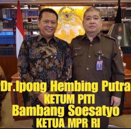 Ketua MPR RI Bambang Soesatyo Respon Perkembangan Isu Aktual