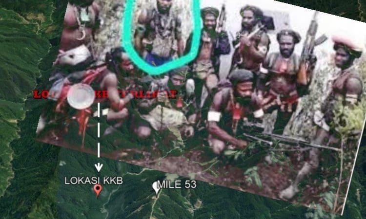 Seorang KKB Tewas Ditembak Aparat TNI-Polri