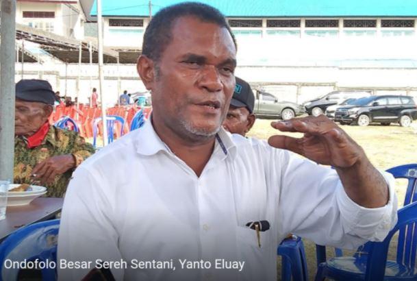 Ondofolo Kampung Sereh Sentani: Otsus Mengubah Wajah Papua Menjadi Lebih Baik