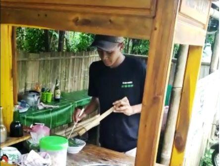 Inspiratif,  Anak Penjual Mie Ayam Asal Tonjong,  Brebes Juga Lulus Jadi Tentara Tanpa Biaya