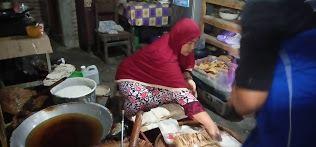 Nasiatul Aisyah Hampir 20 Tahun Sebagai Pengrajin Tempe Kripik
