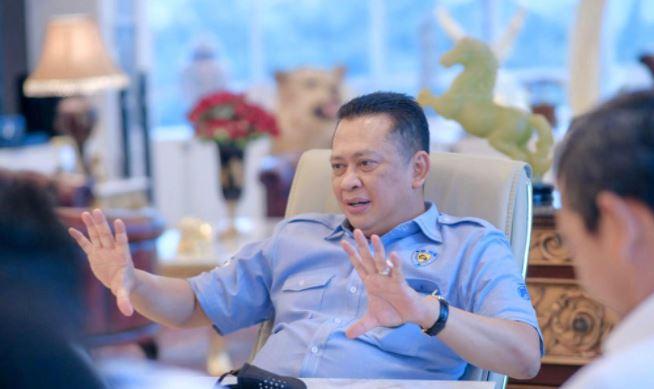 Simak Respon  Ketua MPR RI Bambang Soesatyo, Terhadaap Isu Aktual