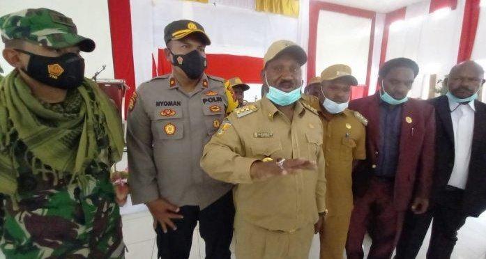 TNI-Polri Siaga Patroli Kota: Setelah Dapat Ancaman KKB,  Targetkan Bunuh 19 Orang Ilaga Papua