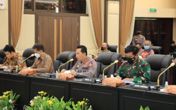 92.598 Objek dan Tiga Provinsi Jadi Target Pengamanan Mudik Lebaran