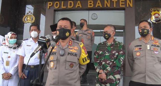 Polda Banten Siapkan 18 Pos Penyekatan, Tindak Lanjut Larangan Mudik