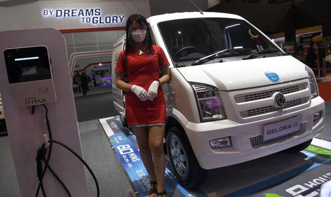 Pemerintah Komitmen Kendaraan Bermotor  Listrik Berbasis Baterai, Swasta Didorong Garap Stasiun Pengisiannya