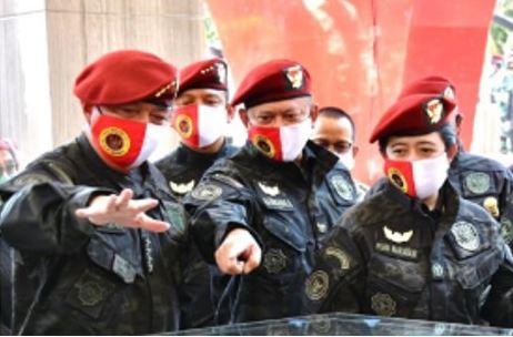 Bamsoet: Memangnya KKB Pembunuh Rakyat Tak Berdosa Itu Peduli HAM???