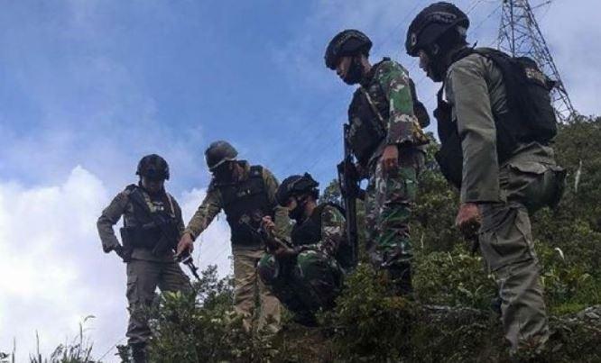 Pasukan Elit TNI Bantu Satgas Nemangkawi TNI – Polri,  Tewaskan 2 Teroris OPM