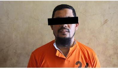 Wahidin  Eks Pimpinan FPI Aceh, Pelaku Video Viral Ajakan Terobos Penyekatan Mudik Ditetapkan Tersangka