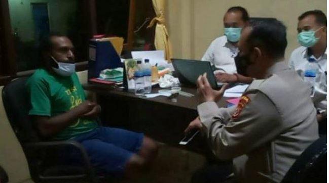 Victor Yeimo dan Veronica Koman, Kerjasama Sebar Berita Tidak Benar Tentang Papua