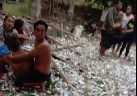 Mercon Terbakar Menyambar Petasan Super di Kebumen,  4 Meninggal Dunia