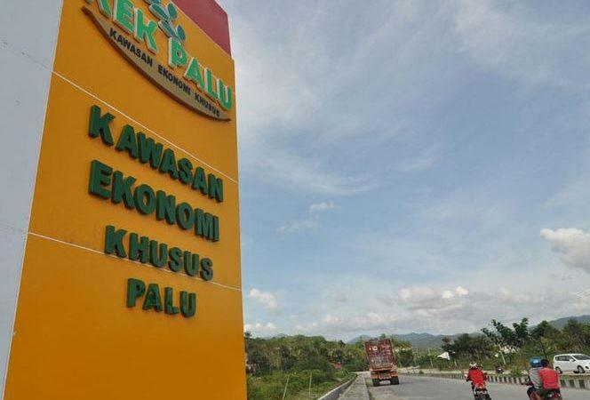 KEK Palu, Kawasan Pertama Didesain Sebagai Pusat Logistik Terpadu dan Industri Pengolahan Tambang di  Sulawesi