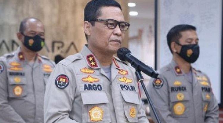 Polri Sedang Mendalami Kaitan Munarman dengan JAD Makassar