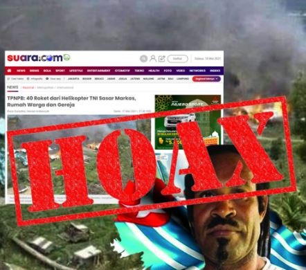 Teroris OPM Sebarkan Berita Hoax,  Kapen Kogabwilhan III; Tegaskan Tidak Ada Serangan Rudal