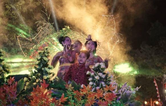Duta Seni Kabupaten Pacitan Tahun 2021, Diundang Tampil di Anjungan Jawa Timur TMII