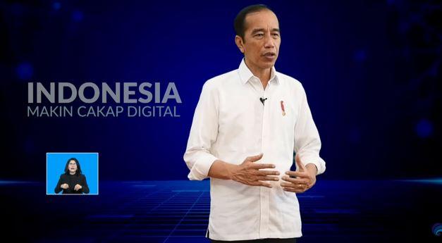 """Program Nasional """"Indonesia Makin Cakap Digital"""" Diluncurkan Serentak di 34 Provinsi dan 514  Kabupaten/Kota"""