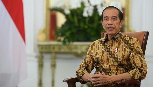 Jokowi, Tes Wawasan Kebangsaan Pegawai  KPK Sebagai  Masukan Perbaikan, Bukan Alasan Untuk Berhentikan 75 Pegawai