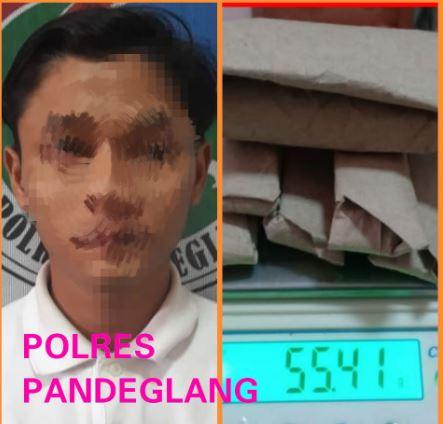 Polda Banten Ungkap Tindak Pidana Narkoba, Sebanyak 3 Orang Diamankan