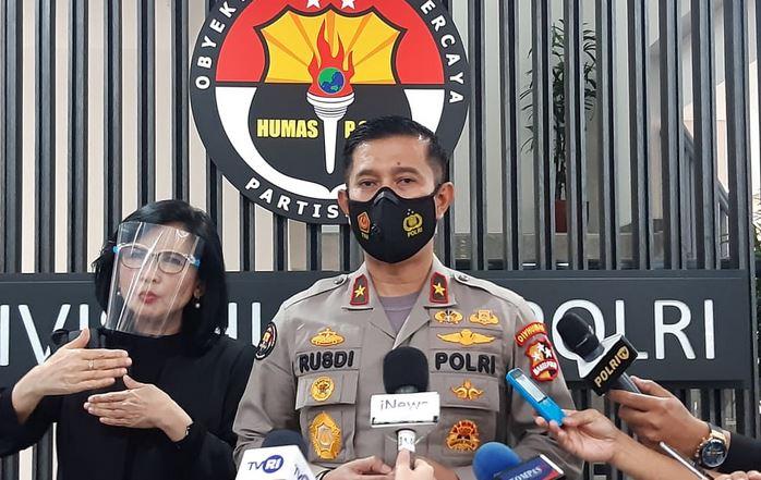 Polri Menegaskan  Belum Beri Ijin Kuasa Hukum dan Keluarga Jenguk Munarwaan
