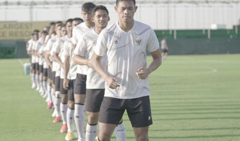 Shin Tae-yong, Pimpin Latihan Timnas  di JA Centre of Excellence & Shooting Club Dubai