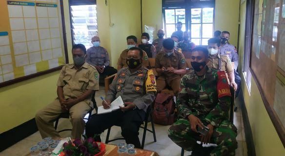 Babinsa Koramil 1011-05/Pulau Petak Hadiri Pelatihan PPKM Berskala Mikro