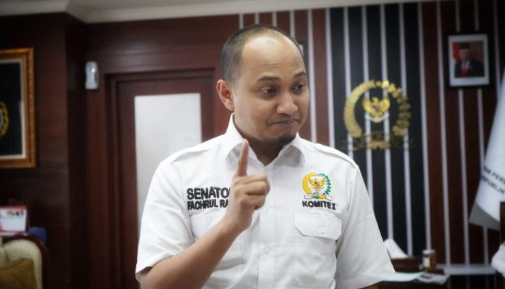 Ketua Komite I DPD RI Fachrul Razi, Nilai Sikap Indonesia di Sidang PBB Sangat Mengecewakan