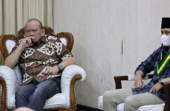 Ketua DPD RI Minta Pemda Lakukan Inovasi Atasi Kekeringan Sawah di Kulon Progo