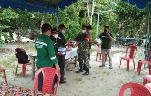 Keberadaan Posko Satgas Desa Tangkal Covid19 di Pujon dalam Rangka Mengurangi Kasus Aktif