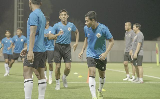 Timnas Indonesia Siap Hadapi Thailand