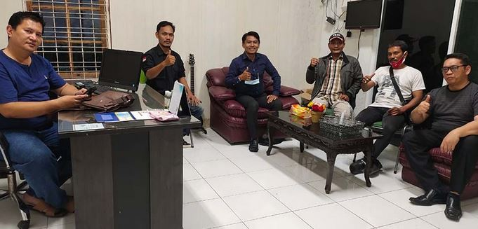 Keprihatinan PPWI Sumut, Kelangkaan Vaksin di Medan