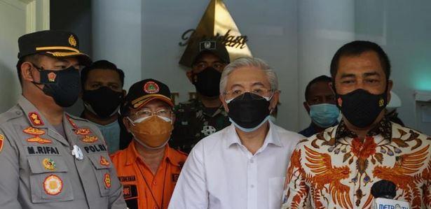 Cek Pabrik di Cianjur, Kabareskrim Polri Minta Obat Untuk Covid-19 Segera Didistribusikan