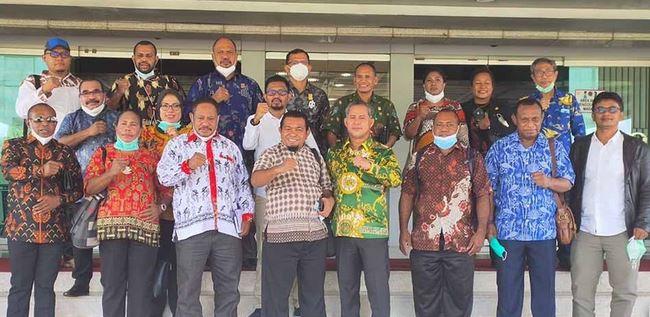 Sejumlah DIM Usulan Pansus DPR Papua Barat  Telah Ditetapkan oleh DPR RI