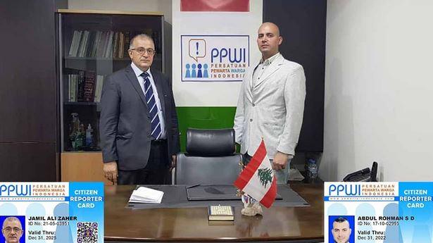 Keren ! Setelah Lebanon, PPWI Buka Kantor Perwakilan di Libya