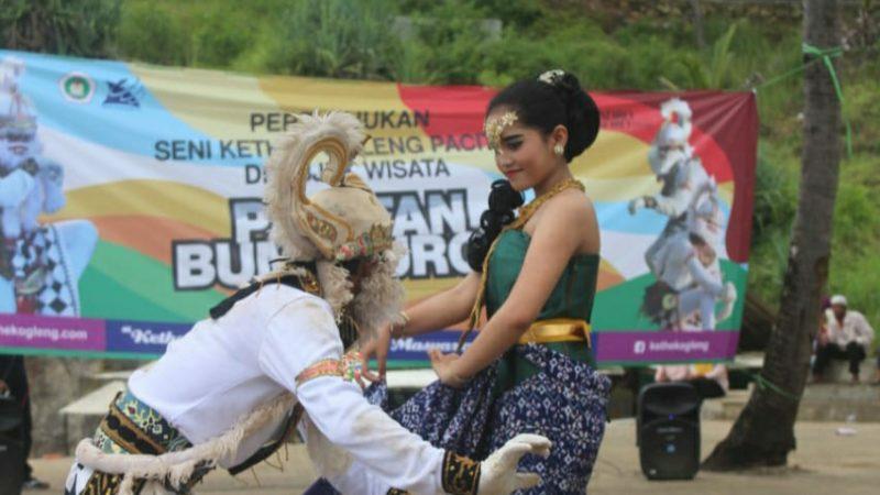 Agoes Hendriyanto, Gerakan Pokok Seni Kethek Ogleng