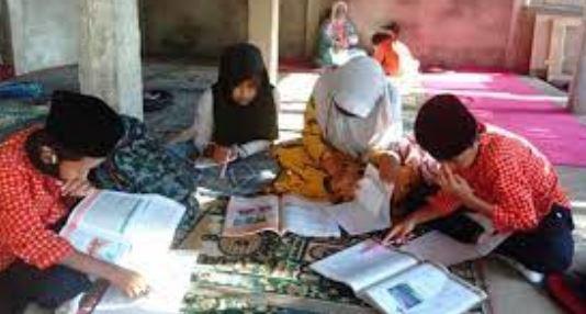 Upaya  Menumbuhkan  Minat Belajar Di Rumah  Masa Pandemi Covid-19