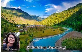 Jammu Kashmir Kini Bergerak Menuju Perdamaian dan Kemajuan