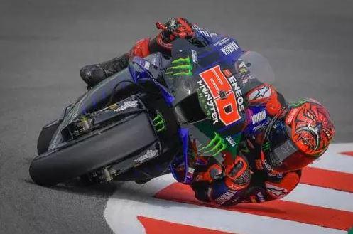 Fabio Quartararo Naik Podium Juara Ketiga MotoGP Styria 2021