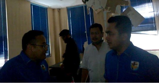 Andreas NW: DPP KNPI Akan Gelontorkan Dana Rp. 2 Milyar untuk Renovasi Gedung
