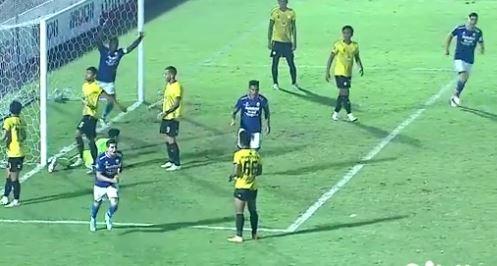 Gol Marc Klok Akhiri Trend Negatif Persib Bandung Kontra Barito Putra